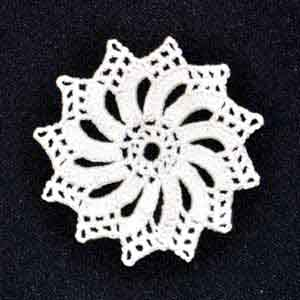 CROCHETED SNOWFLAKE PATTERNS | FREE PATTERNS